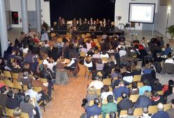 Assemblée générale du personnel (264) le 13 02 09