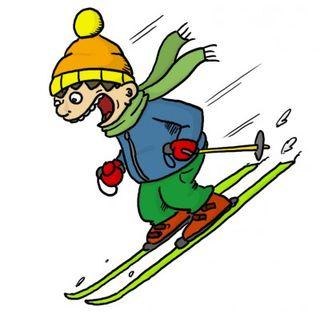 Skieur n°2