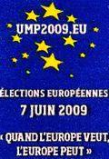 LOGO DE LA CAMPAGNE DES EUROPEENNES 2009
