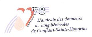 DONNEURS DE SANG CONFLANS