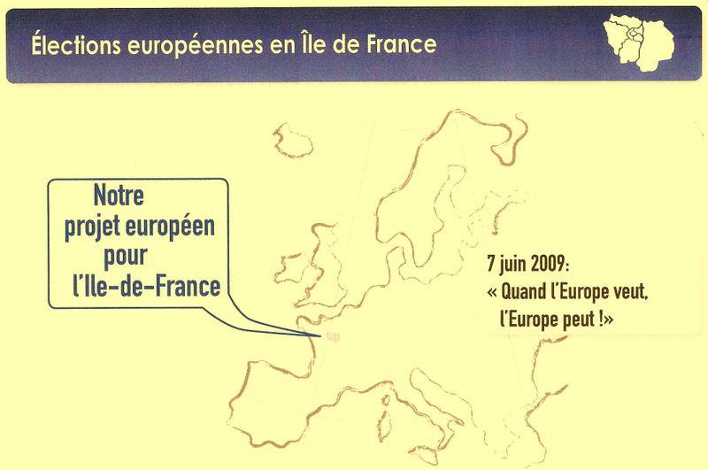 Page 1 du programme Barnier Dati