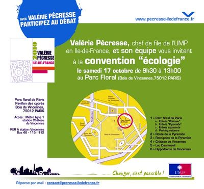 Convention Ecologie 17 OCT 09 Vincennes