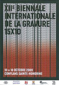 12ème Biennale de la gravure