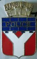 Insigne Police Municipale