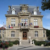 Mairie Conflans