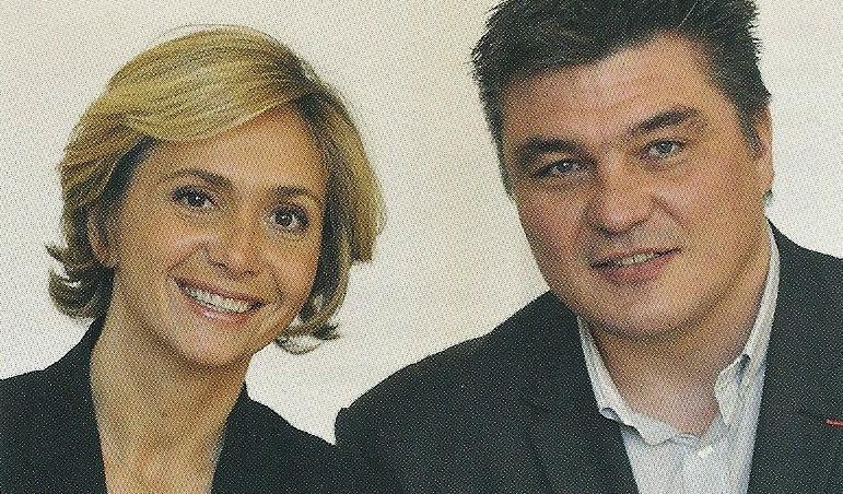 COUPLE PECRESSE DOUILLET