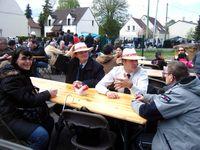 BROCANTE DE CHENNEVIERES DU 29 04 2012