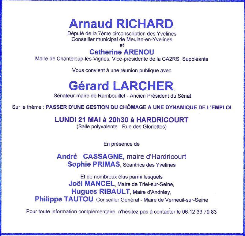 REUNION A RICHARD A HARDRICOURT LE 21 05 12
