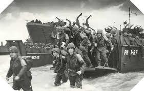 6 juin 44 Débarquement
