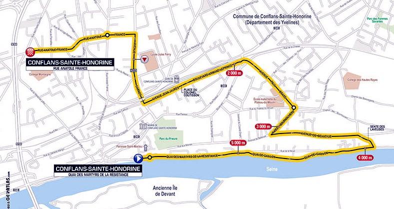 Prologue P-Nice circuit Conflans 6 mars 2016