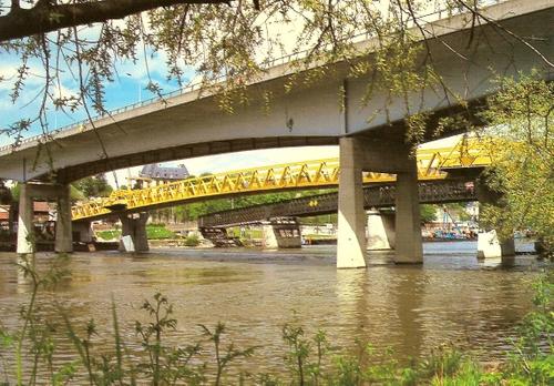 a - Triplés de ponts